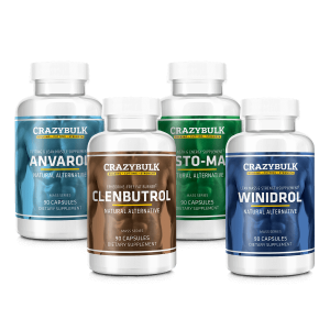 Crazy Bulk Cutting Stack Review – Legal Steroid Alternatives To Cut Fat Faster