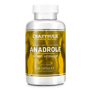 Anadrole Review – Best Legal Anadrol Alternative