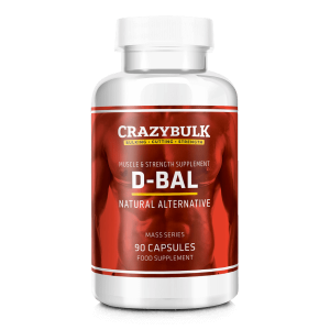 D-Bal Review – Best Legal Dianabol Alternative