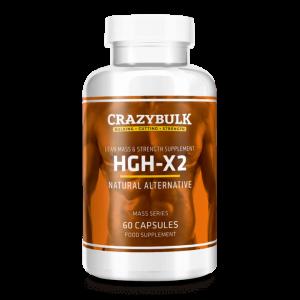 HGH-X2 Review – Best Somatropin HGH Legal Alternative