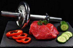 Top 5 Muscle-Building Foods