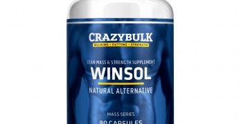 Winsol Review – Best Legal Winstrol Alternative